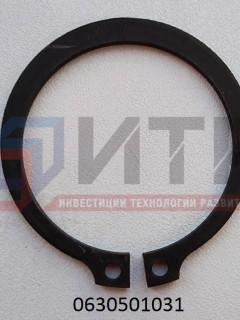 Кольцо стопорное T.40х1,75 (95531720)  0630501031