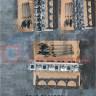 Головка блока цилиндров ПАЗ дв. ЗМЗ-5245.10, Евро-5 в сб. (прокл+крепеж+штанги) 5245-3906571