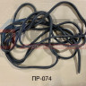 Уплотнитель водительской двери и заднего люка (стрелка) ПР-074 СЗРТ, , кг
