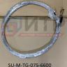 Трос SU-M-TG-075-6600 с наконечниками SU М8/М10