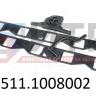Компл. прокладок под впуск. коллектор ‹паук‹ (ЯРТИ, СЗРТ) 511.1008002, , компл